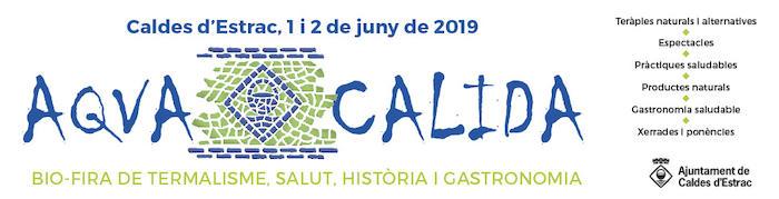 Aqua Calida | RELS IOGA | yoga, terapias, nutrición | Caldes d'Estrac (Caldetes) Maresme (Barcelona)