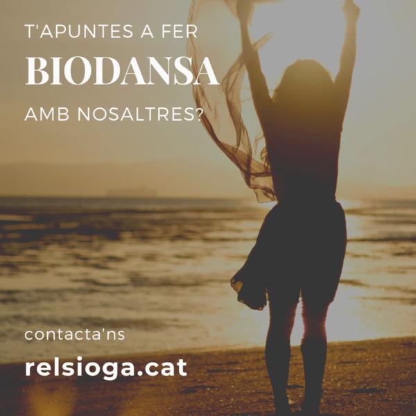 Biodansa | RELS IOGA | yoga, terapias, nutrición | Caldes d'Estrac (Caldetes) Maresme (Barcelona)