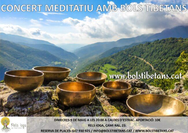 Bols tibetans | RELS IOGA | yoga, terapias, nutrición | Caldes d'Estrac (Caldetes) Maresme (Barcelona)