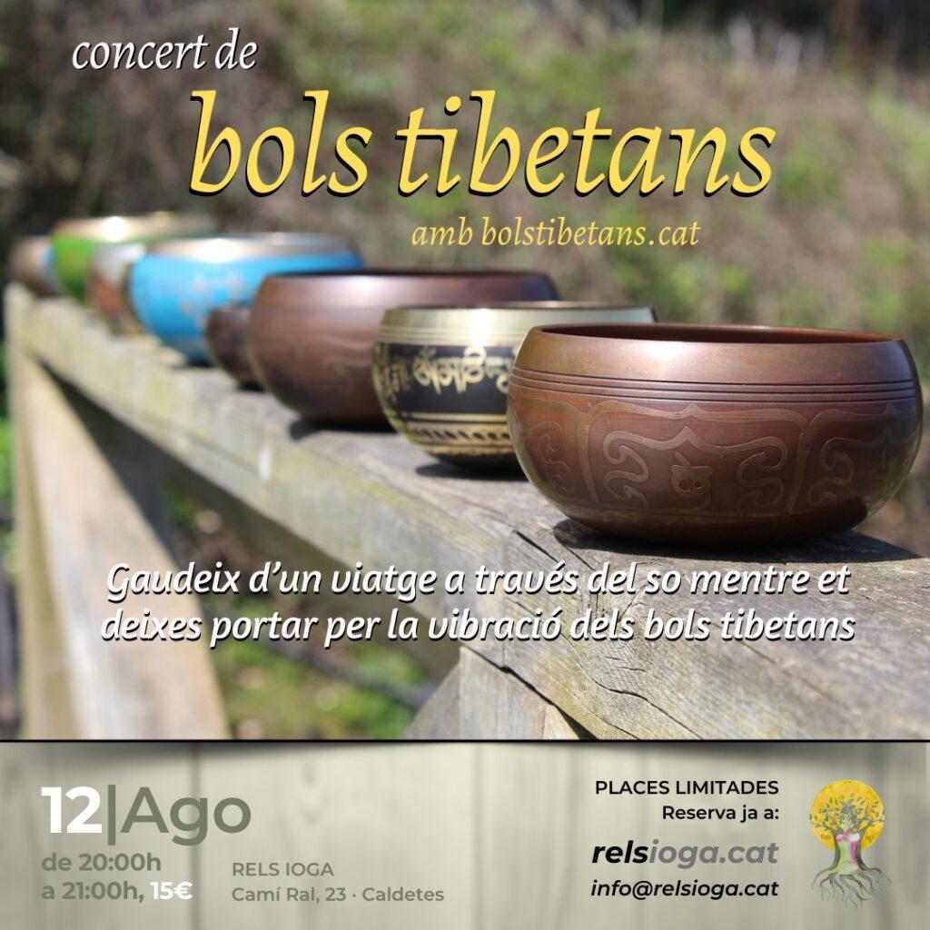 Concert BolsTibetans.cat | RELS IOGA