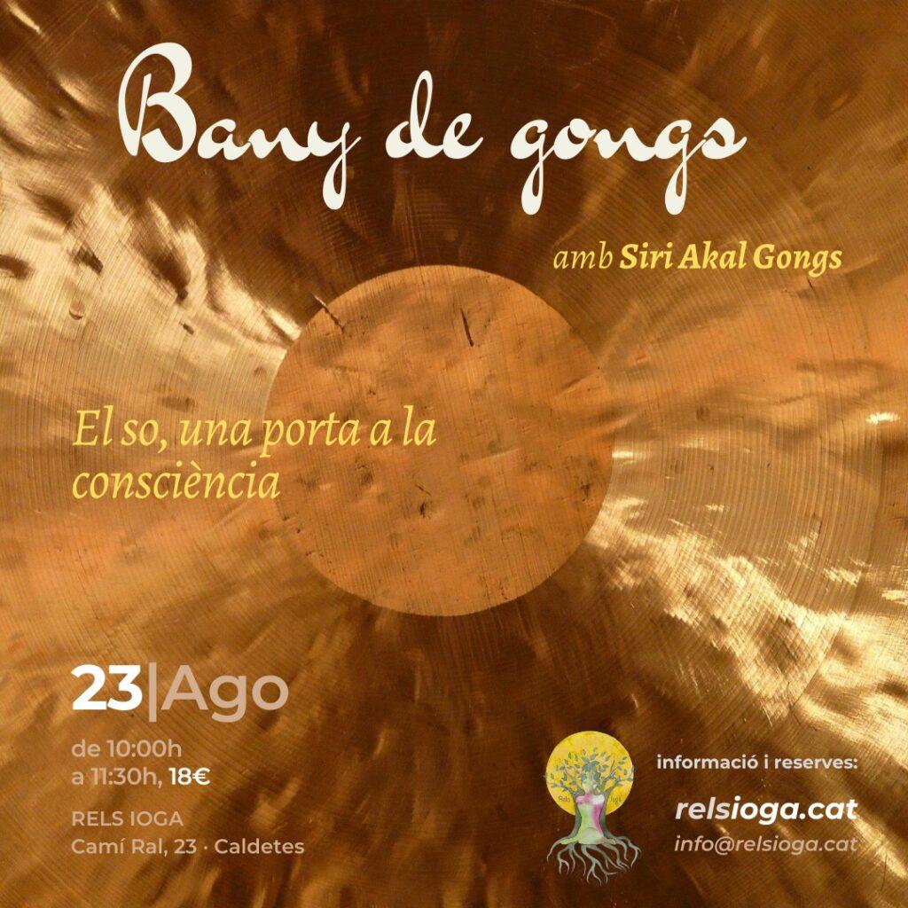 Siri Akal Gongs | RELSIOGA | 23.08.2020
