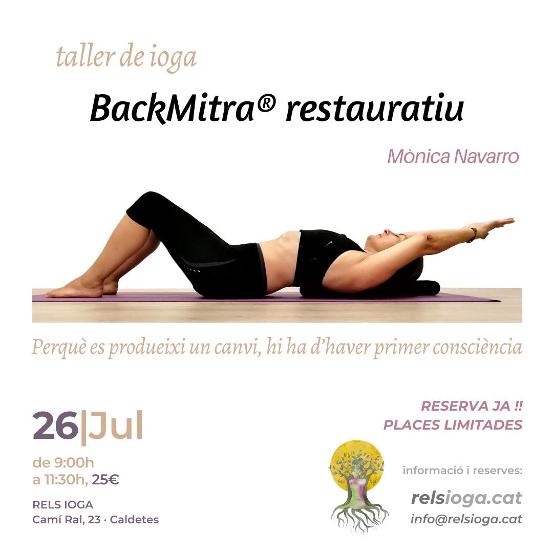 Taller RELS IOGA | BACKMITRA® 20200726