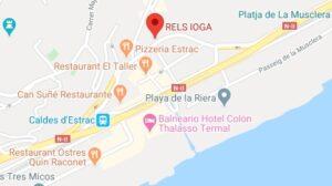 RELS IOGA | MAP