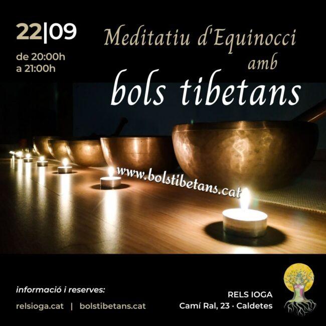 Meditació BolsTibetans.cat | RELS IOGA
